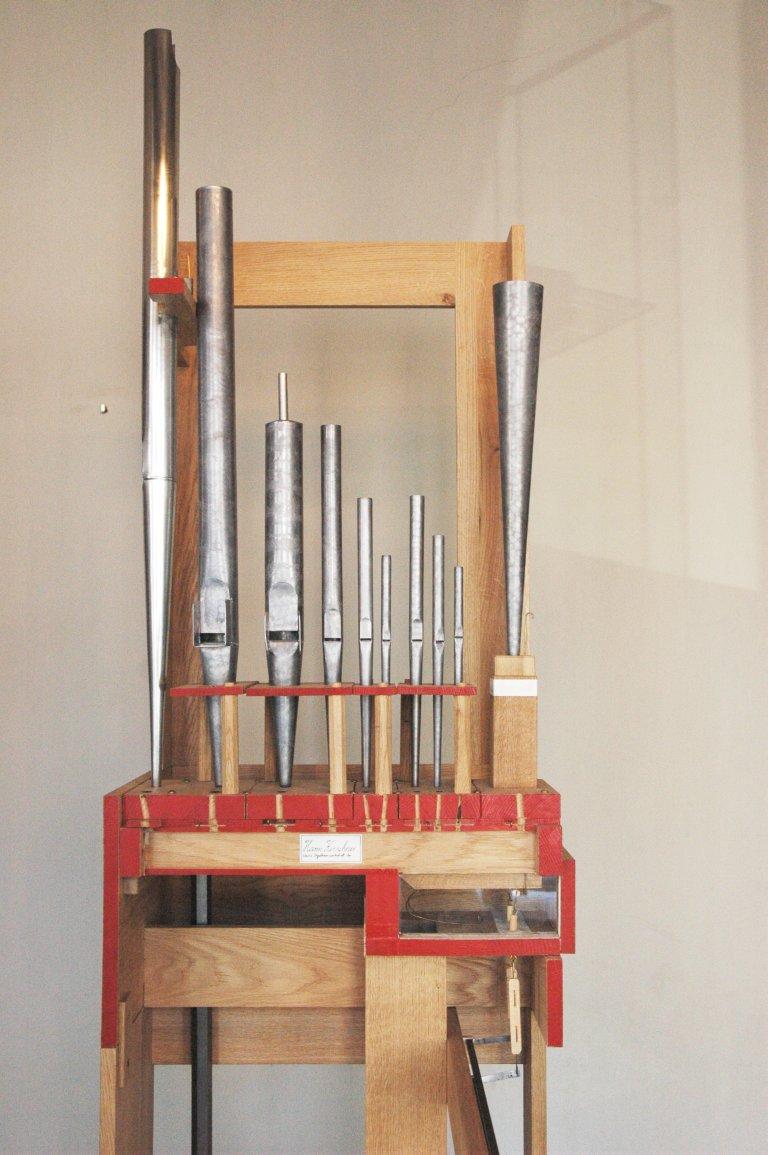 Orgel Kirschner