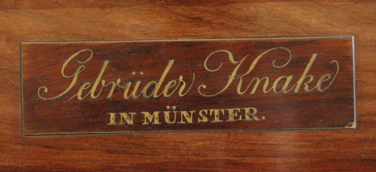 Tafelklavier Knake