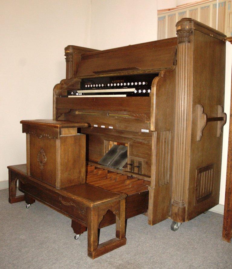 Harmonium Mannborg