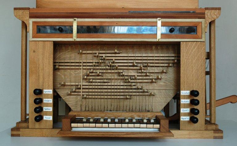 Orgel Orgelmakerij van der Putten