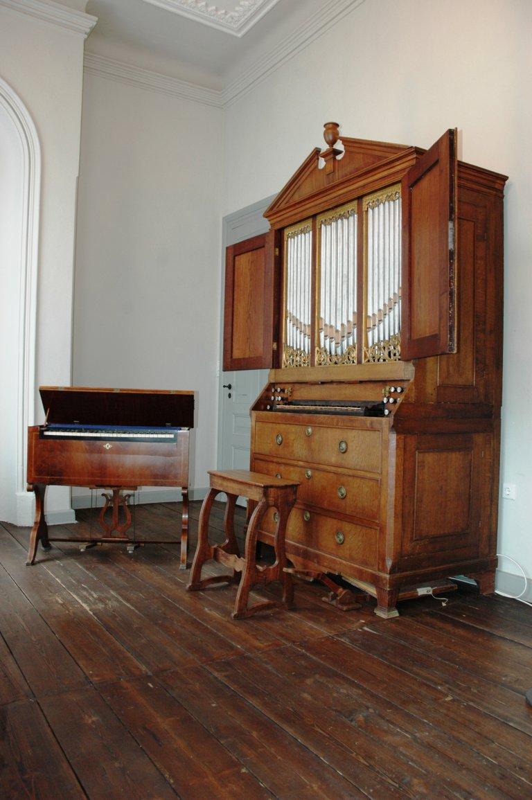 Physharmonika en Orgel Jan Jacob Vool ca. 1800