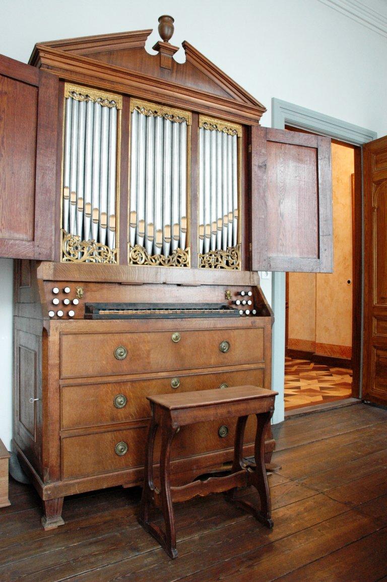 Orgel Jan Jacob Vool ca. 1800